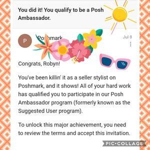 Other - 🤩 I'm a Posh Ambassador 🤩